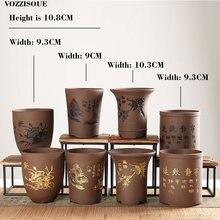 Ceramic Planter Terracotta-Vase Flower-Pots Bonsai Orchids Home-Decorative Cactus Succulent