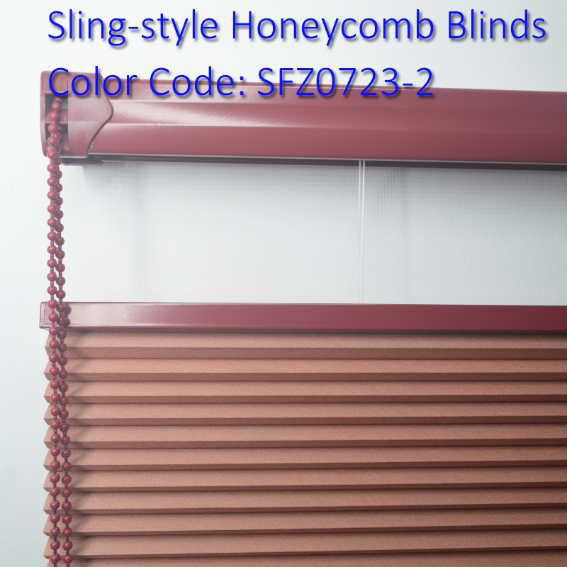 Smart Matters Honeycomb Blinds Shades for Windows Blockout Cellular Heat Isolation Roller Curtains For Livingroom Bedroom Office