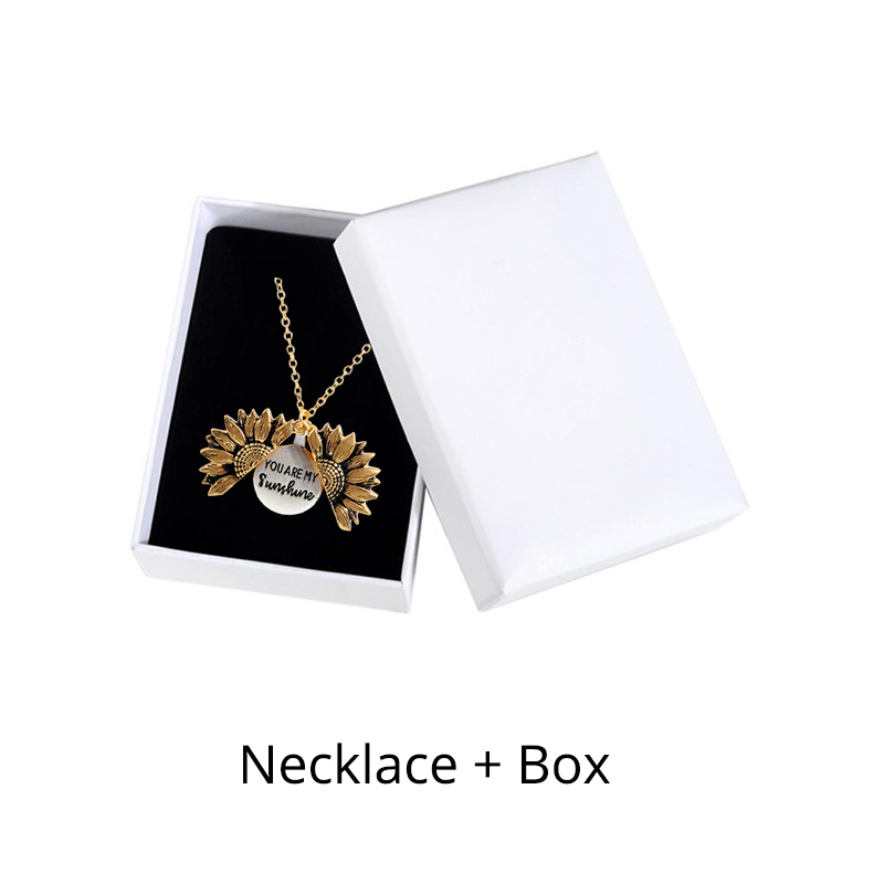 Gold and Box