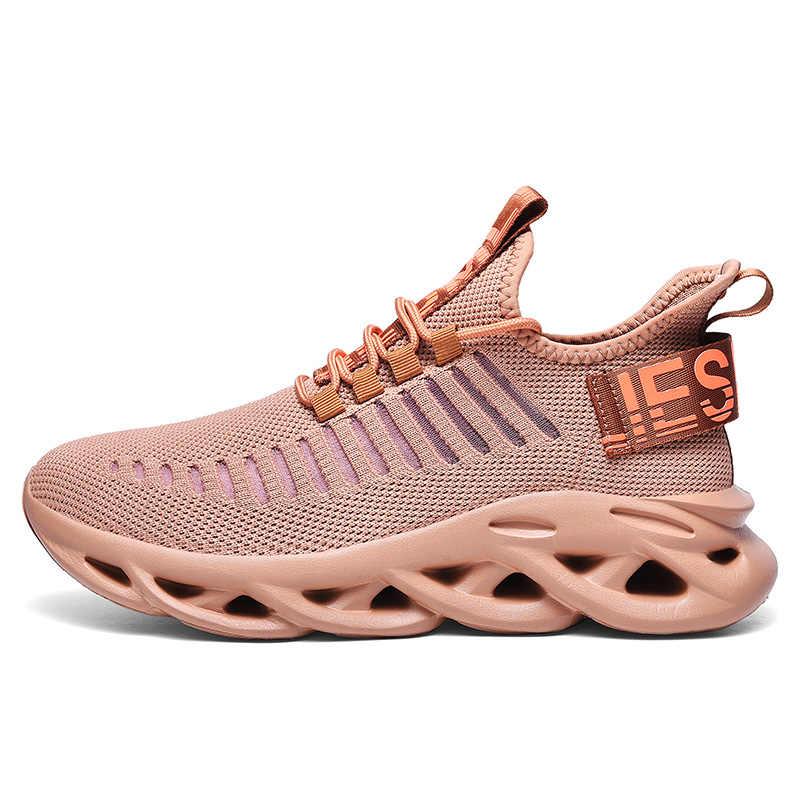 Năm 2020 Thời Trang Mới Lưỡi Giày Nam Thoáng, Nhẹ Giày Giày Thể Thao Sneakers Cắm Kích Thước 46 Zapatos De Hombre Unif