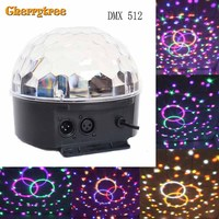 Dj Stage Light DMX 512 Controller Party Lights 9 Colors Led Par Moving Head Laser Disco Light Club Crystal Magic Ball Christmas