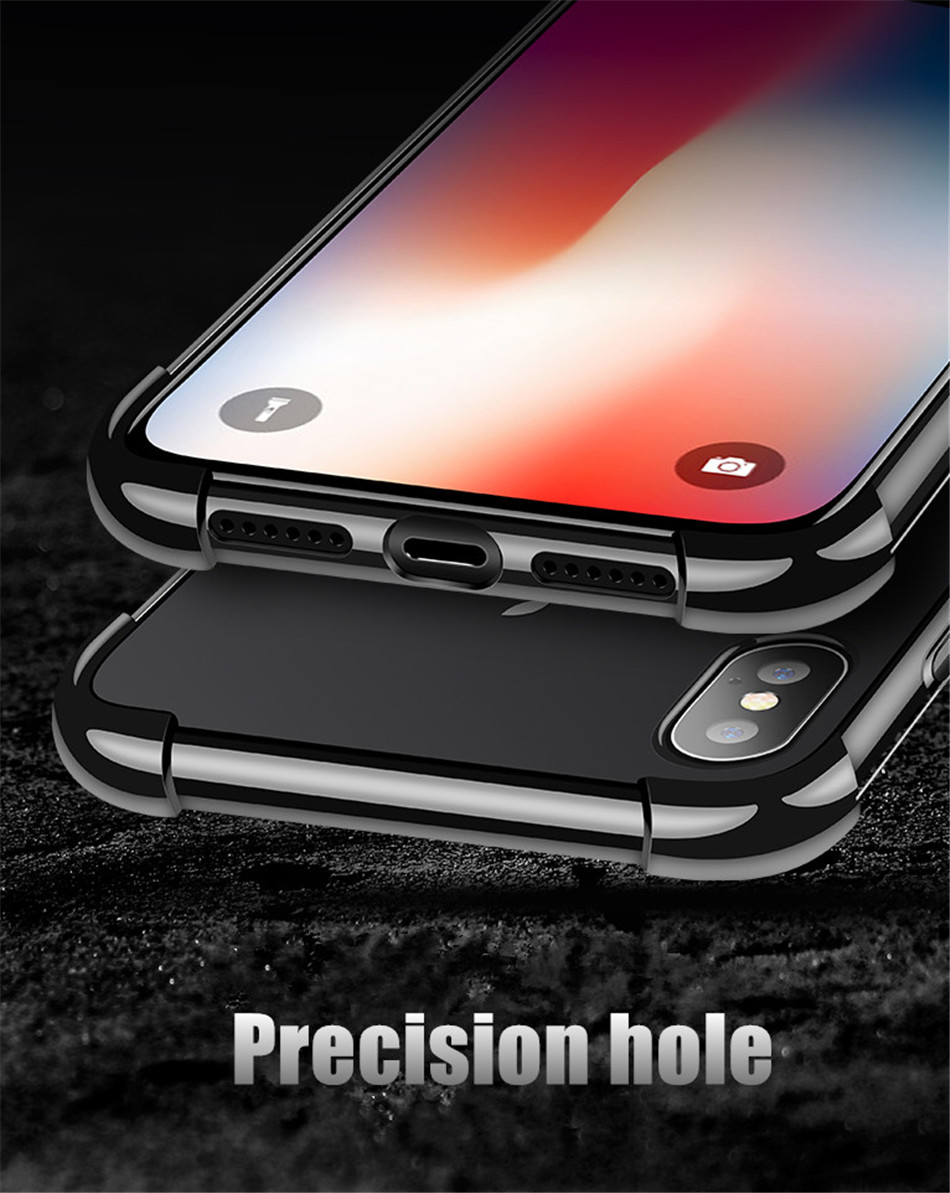 H58e374405c4e4d64b2cb184d2ed8f05ch - USLION Shockproof Armor Clear Case For iPhone 11 Pro Max XS Max XR X 8 7 6 6s Plus 5 5s SE Transparent Phone Cases Airbag Cover
