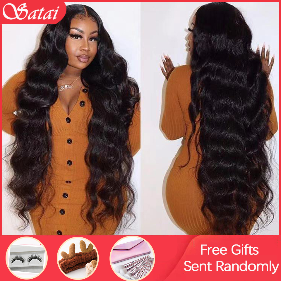 Body Wave Lace Front Wig Braziian 13x4 Lace Front Wig Remy Wigs 150 Density Human Hair Wigs Lace Front Human Hair Wigs For Women