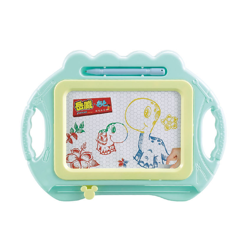 CHILDREN'S Drawing Board Large Size Drawing Board Baby Color Magnetic Small Drawing Board Doodle Board Educational Writing Board