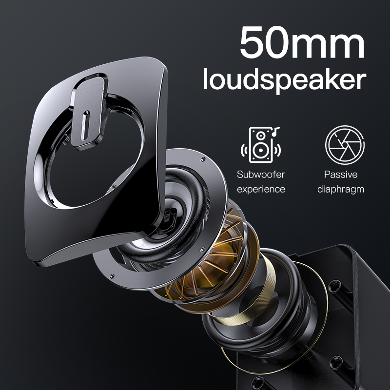 Mini Computer Speaker USB Wired Speakers 3D Stereo Sound Surround Loudspeaker For PC Laptop Notebook Not bluetooth Loudspeakers 5