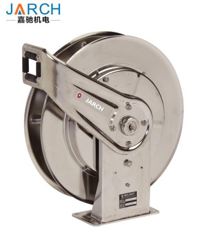Auto automatic retractable reel cable heavy duty stainless steel air hose reels industrial