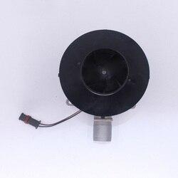2000W silnik dmuchawy montaż YK-18002 wentylator wymiana nagrzewnicy
