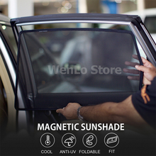 For Audi S3 Hatchback 2003?2012 Car Side Window SunShades Cover Mesh Accessories Auto Sun Protection (Plastic frame)