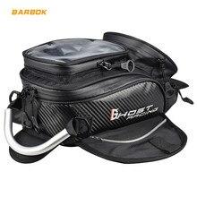 Magnetic Motorcycle Tank Bag Touch Screen Mobile Phone Waterproof Storage Handbag Moto Motorbike Racing Riding Bags недорого