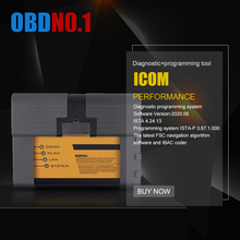 V2020.12 ISTA ICOM A2+B+C ICOM Next WIFI Diagnostic & Programming Tool ForBMW Cars Support Multi Language
