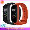 Original Xiaomi Mi Band 4 Herz Rate Fitness Farbe Touch Screen Miband 4 Smart Armband 135mAh Bluetooth 5,0 Armband musik