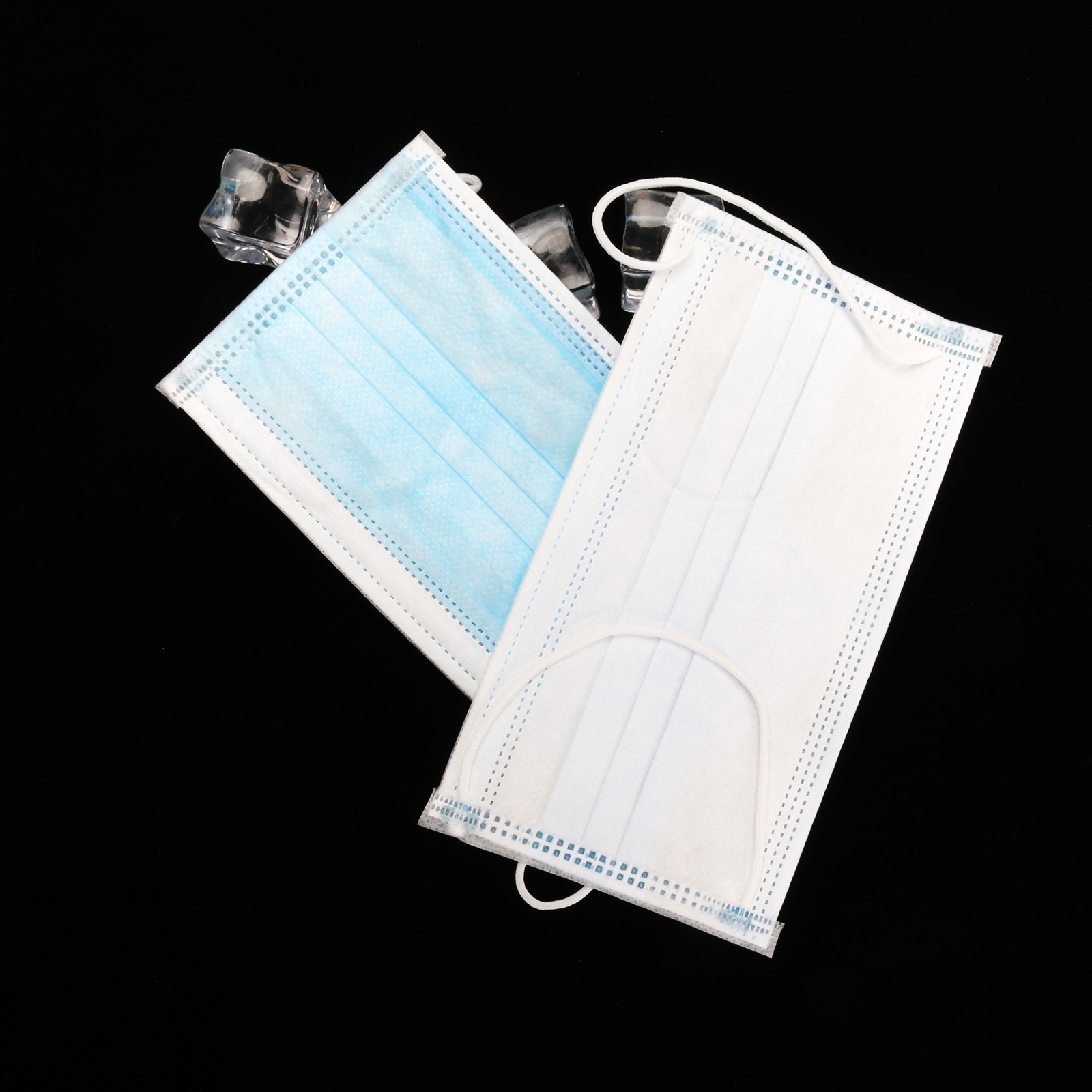 Image 5 - 5/10/20/50/100pcs/Set Dental Disposable Ear loop Face  Hypoallergenic Dust proof Masks Anti dust Safe Breathable Mouth Mask  Masks