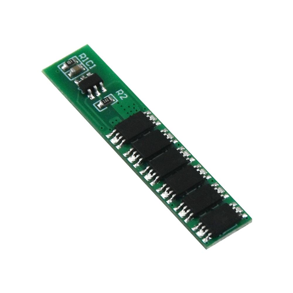 1 s 15a 3.7 v li-ion bms pcm placa de proteção da bateria pcm para 18650 lítio ion li bateria