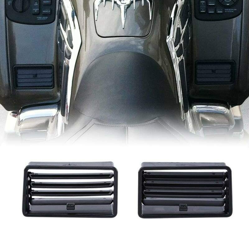 Motorcycle Lower Air Vent Set For <font><b>Honda</b></font> Goldwing <font><b>1800</b></font> GL1800 <font><b>GL</b></font> <font><b>Gold</b></font> <font><b>Wing</b></font> 2001-2010 image