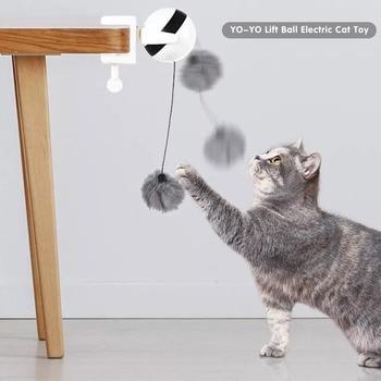 Automatic Lifting Cat Ball 1