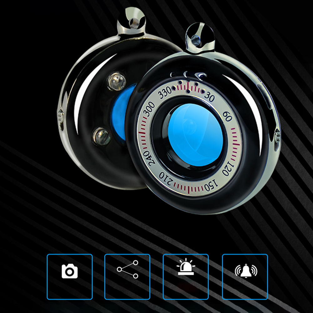 Arrival Portable Laser Hidden Lens Finder CCD CMOS Camera  Detectors Pocket Tool