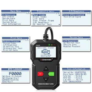Image 2 - KONNWEI KW590 OBD2 Scanner Car Diagnostic Scanner for Auto OBD 2  Auto Diagnostic Tool Car Scanner Tools Better Than Elm327 Wifi
