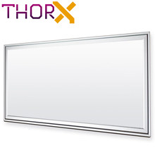 ThorX 60x30 cm Ultraslim LED Panel-20 W, 1600 Lm decke licht mit montage clips und led-treiber 100-240V kalt/warm/neutral(China)