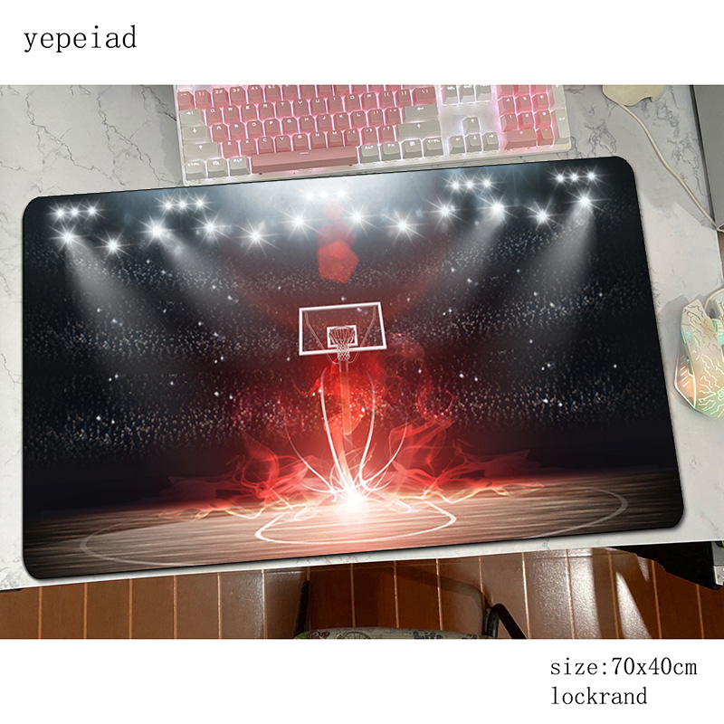 Коврик для мыши баскетбольный игровой, 700x400 мм-1