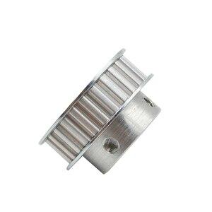 3D принтер Часть XL20 шкив ГРМ 20 зубьев отверстия алюминия 5 6 8 10 12 14 15 16 мм подходит для XL Ширина ремня 11 мм Синхронизация колеса