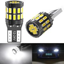 W5w t10 168 2825 led canbus lâmpada para hyundai tucson creta kona ix35 solaris acento i30 marcador lateral do carro luz da placa de licença lâmpada