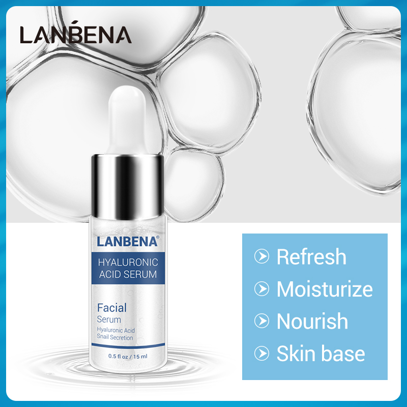 LANBENA Hyaluronic Acid Serum Blackhead Removing Moisturizing Acne Treatment Skin Care Repair Whitening Anti Aging Winkles 15ml|snail hyaluronic acid|face care serumwinkle - AliExpress