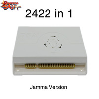 2422 In 1 Pandora Saga box 9D Arcade Version Jamma Board Joystick Machine Arcade Cabinet Coin operated HD video games HDMI VGA