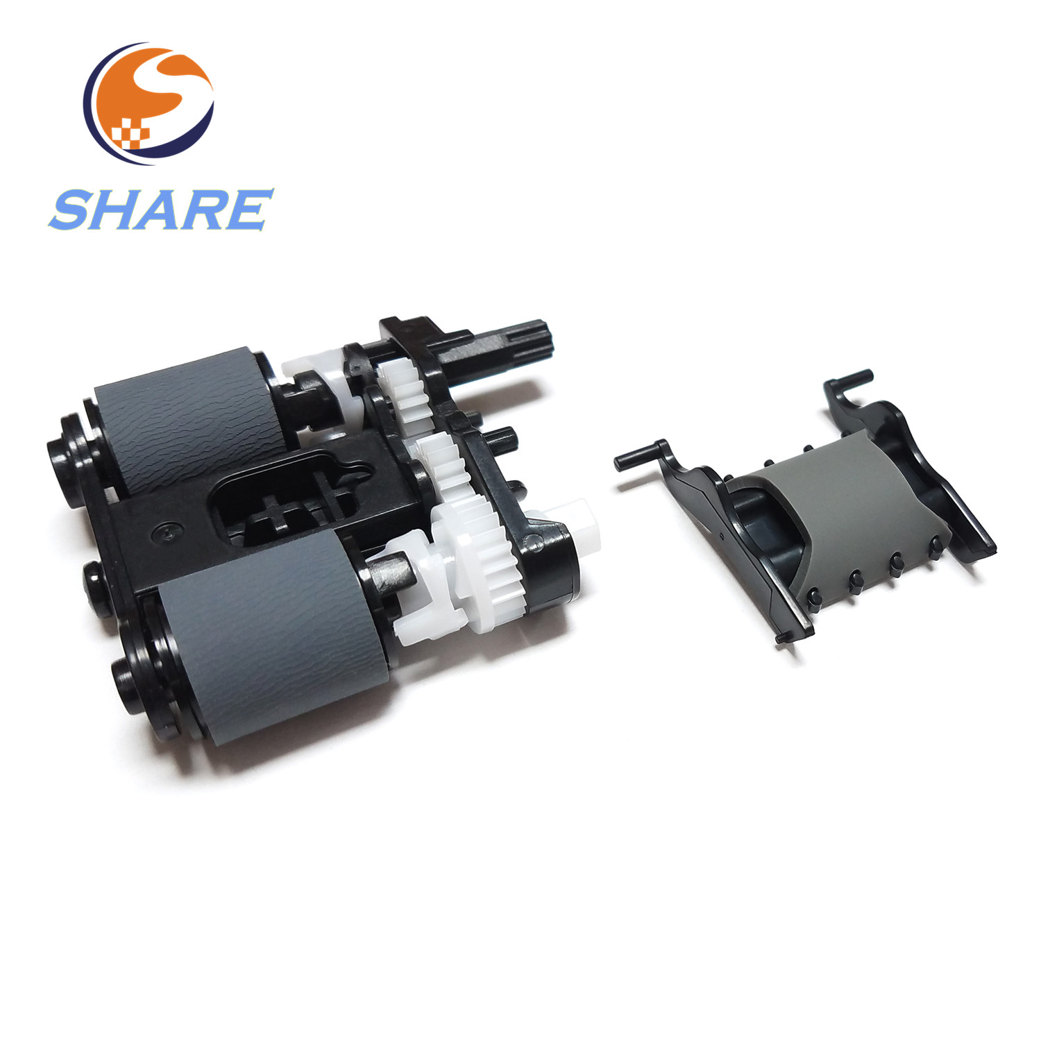 1 SET NEW ADF PICKUP roller Separation Pad for HP Color LJ MFP M377 M477fdn M477fdw M477fnw M426 M281 B3Q10-60105 B3Q10-40080(China)