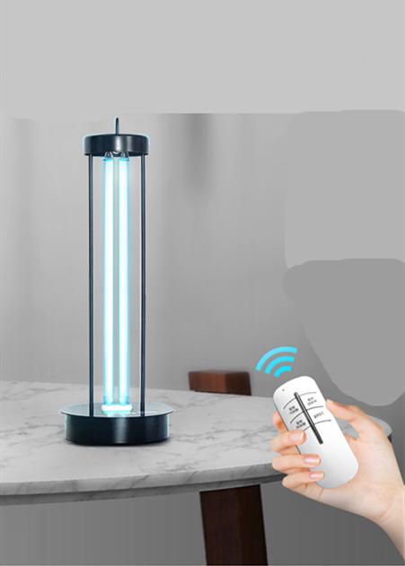 Remote Switch Far UVC Disinfection Lamp Bedroom 110-220V Uv Light Sterilizer Ozone Desinfektionsmittel Sterilization Mite Lamp