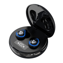 A29 Earphone Wireless Bluetooth with Microphone Sports Waterproof LEDWireless Headsets Touc