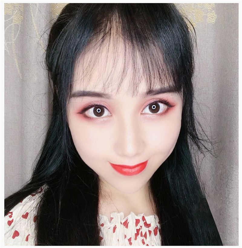 Glitter sombra paleta maquiagem kit à prova d9 água 9 cores vermelho nude fosco pigmento shimmer colorido sombra em pó cosméticos