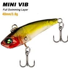Лидер продаж рыболовная приманка trulinoya dw28 mini vib 38
