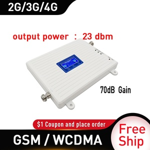 Image 3 - 4g Repeater 900 2100 mhz 2G 3G 4G dual Band Signal Booster GSM WCDMA LTE DCS 4G Cellphone Signal Repeater Cellular Amplifier