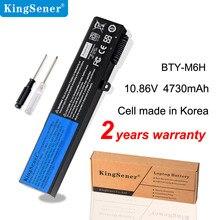 KingSener BTY M6H Laptop pil için MSI GE62 GE72 GP62 GP72 GL62 GL72 GP62VR GP72VR PE60 PE70 MS 16J2 MS 16J3 MS 1792 MS 1795