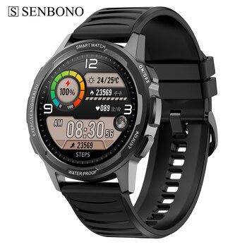 Смарт-часы SENBONO X28 1