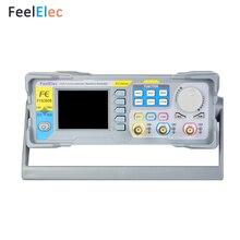 Feelelec signal generator FY8300S 60Mhz sinal fonte frequência contador dds forma de onda arbitrária três canal