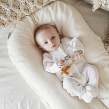 Nest Bed Lounger Baby Crib Travel Bebe Infant Toddler Newborn Cuna Portable for Ninho