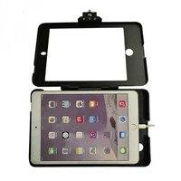 Güvenlik ve Koruma'ten EAS Sistemi'de Esnek duvara monte için ipad mini 1/2/3/4 tablet duvar montaj için kilitli ipad mini braketi giriş sistemi aksesuarları