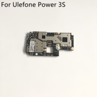 """Ulefone Power 3S Used Mainboard 4G RAM+64G ROM Motherboard For Ulefone Power 3S MTK6763 Octa Core 6.0"""" 2160x1080 Smartphone