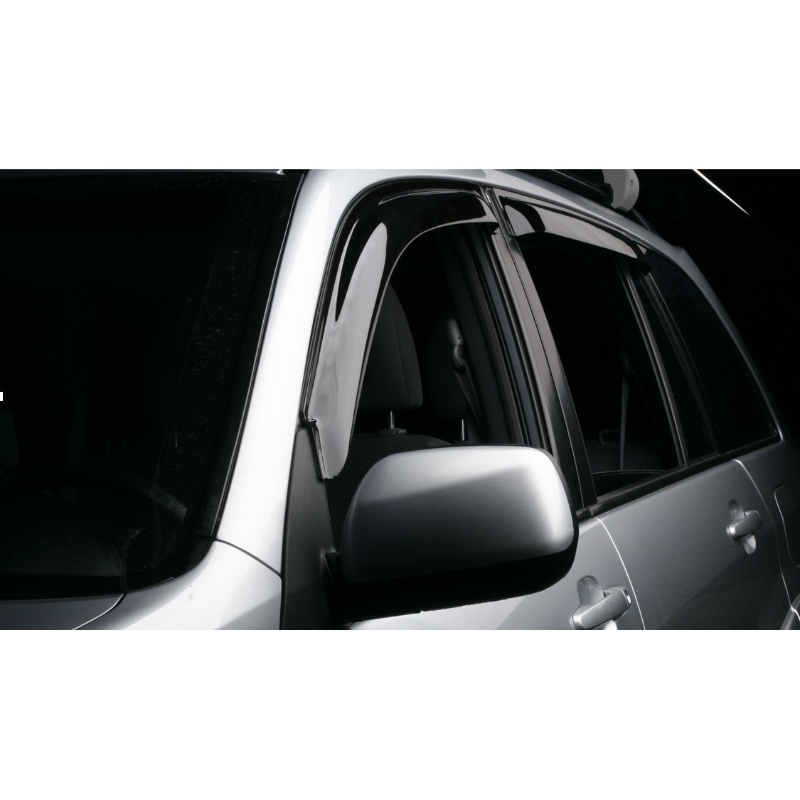 Window Deflectors For SUBARU FORESTER 2013-2018, NLD. SSUFOR1332