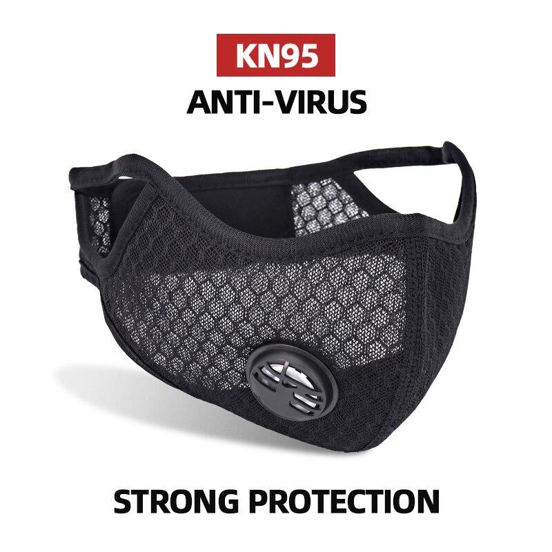 face mask anti virus