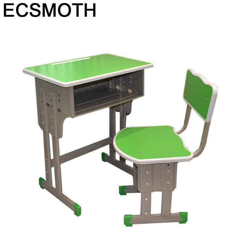 Toddler Children And Chair Scrivania Bambini Kindertisch Y Silla Adjustable Mesa Infantil Bureau Enfant Study Table For Kids