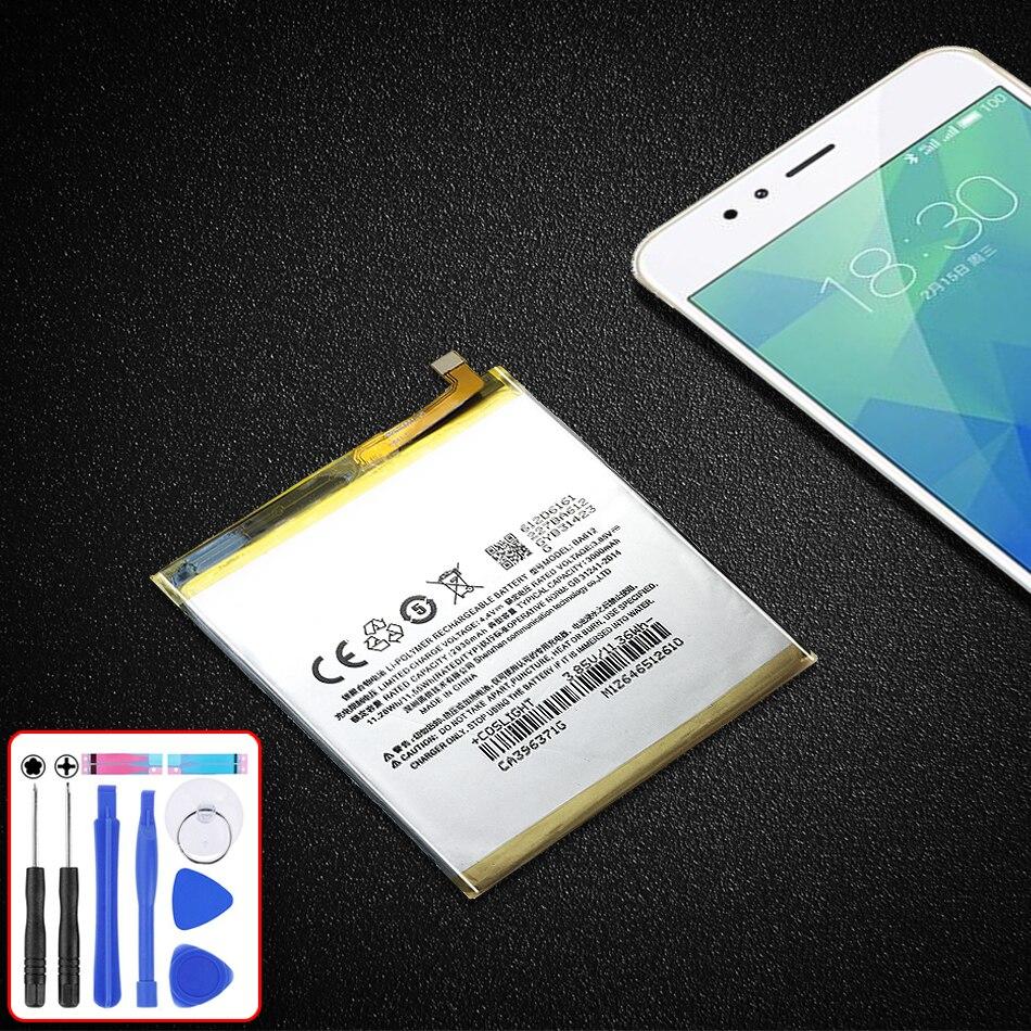 Cell Phone Battery 3000mAh BA612 For Meizu Meizy 5S M5 M5S M612Q M612M Li-ion Batteries