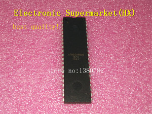 Image 1 - Darmowa wysyłka 50 sztuk/partii ATMEGA8535 16PU ATMEGA8535 DIP 40 nowy oryginalny IC natychmiast!
