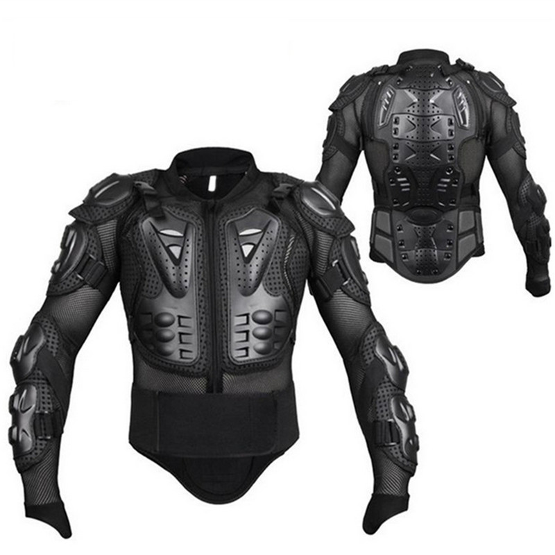 New Adult Foxy Body Armour Protective Safety Suit With Armour trouser Black