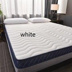 10 cm/6 cm 두껍고 편안한 매트리스 슈퍼 럭셔리 라텍스 스폰지 필링 접이식 매트 접이식 침대 제품