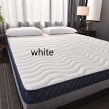 Tapetes plegables de relleno de esponja de látex de lujo para colchones gruesos y cómodos de 10 cm/6 cm