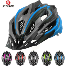 Bicycle Helmet X-TIGER Mountain-Bike Road Ultralight Women Integrally-Mold MTB for Man