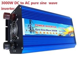 Image 2 - Tela digital dupla da grade, 3000w dc 12v/24v/36v/48v para inversor de potência de onda senoidal, inversor de potência de onda senoidal pura ac 110v/220v 50hz/60hz 6000w