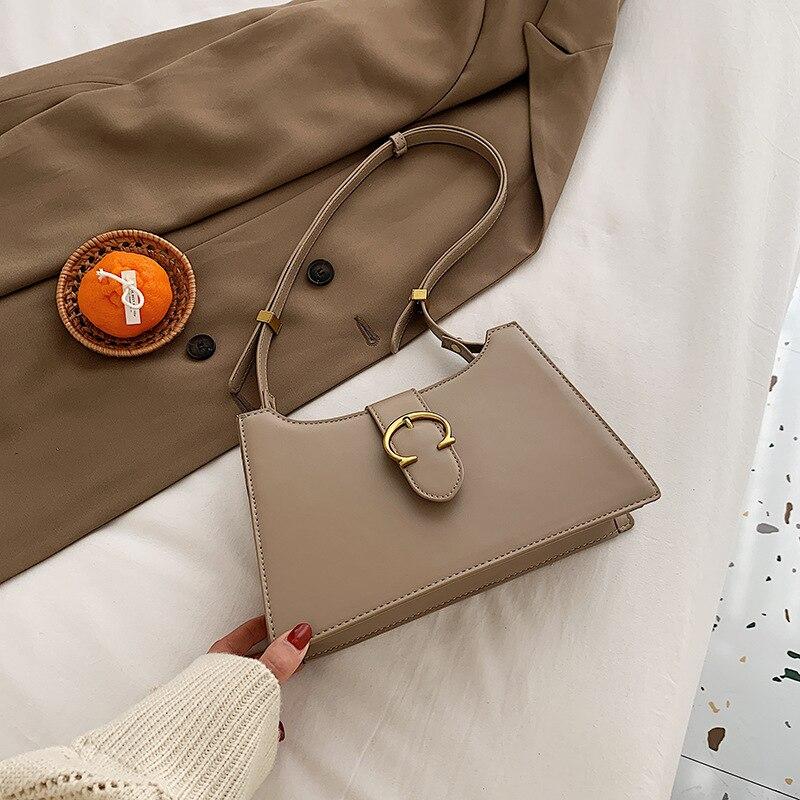 Купить женские ретро сумки 2020 осень новая корейская версия текстурная